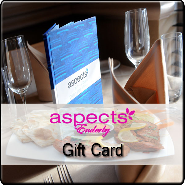 Aspects Gift Card