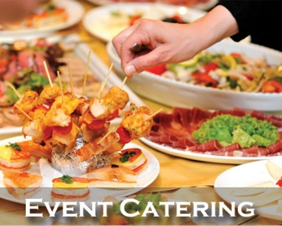 6 – Event Catering