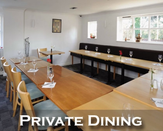 5 – Private Dining/ Confrence Room